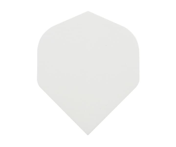 DARTS FLIGHT【S4】完全無地 Standard White