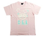 DARTS APPAREL【 SHADE 】ORGER 2019 T-Shirt 川上真奈 Model Pink XS