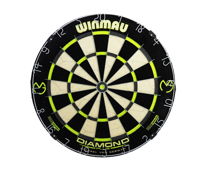 DARTS BOARD【WINMAU】MVG Model Diamond Edition (寄送僅限台灣地區;無法超商取付)