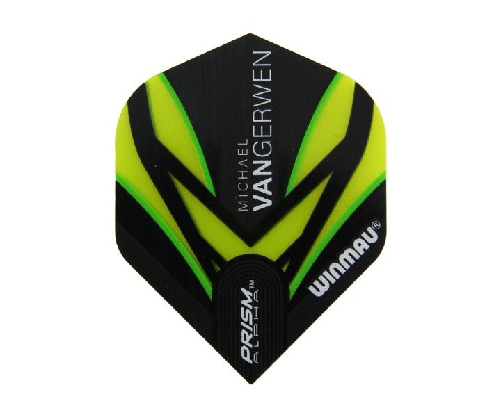 DARTS FLIGHT【WINMAU】PRISM ALPHA Flights Michael van Gerwen Model 6915-145