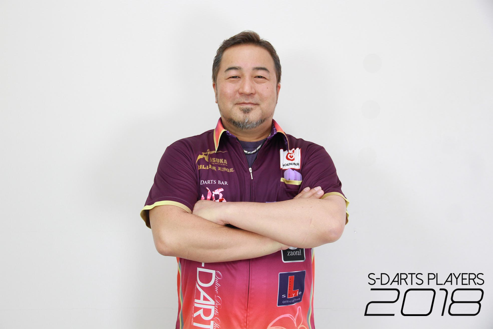 S-DARTS PLAYERS 2018│福田 憲史