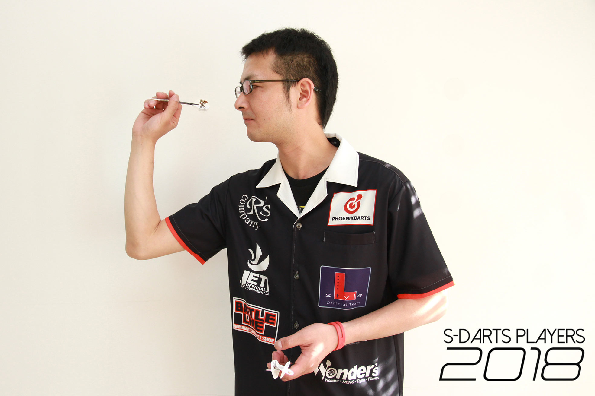S-DARTS PLAYERS 2018│松浦 悠太