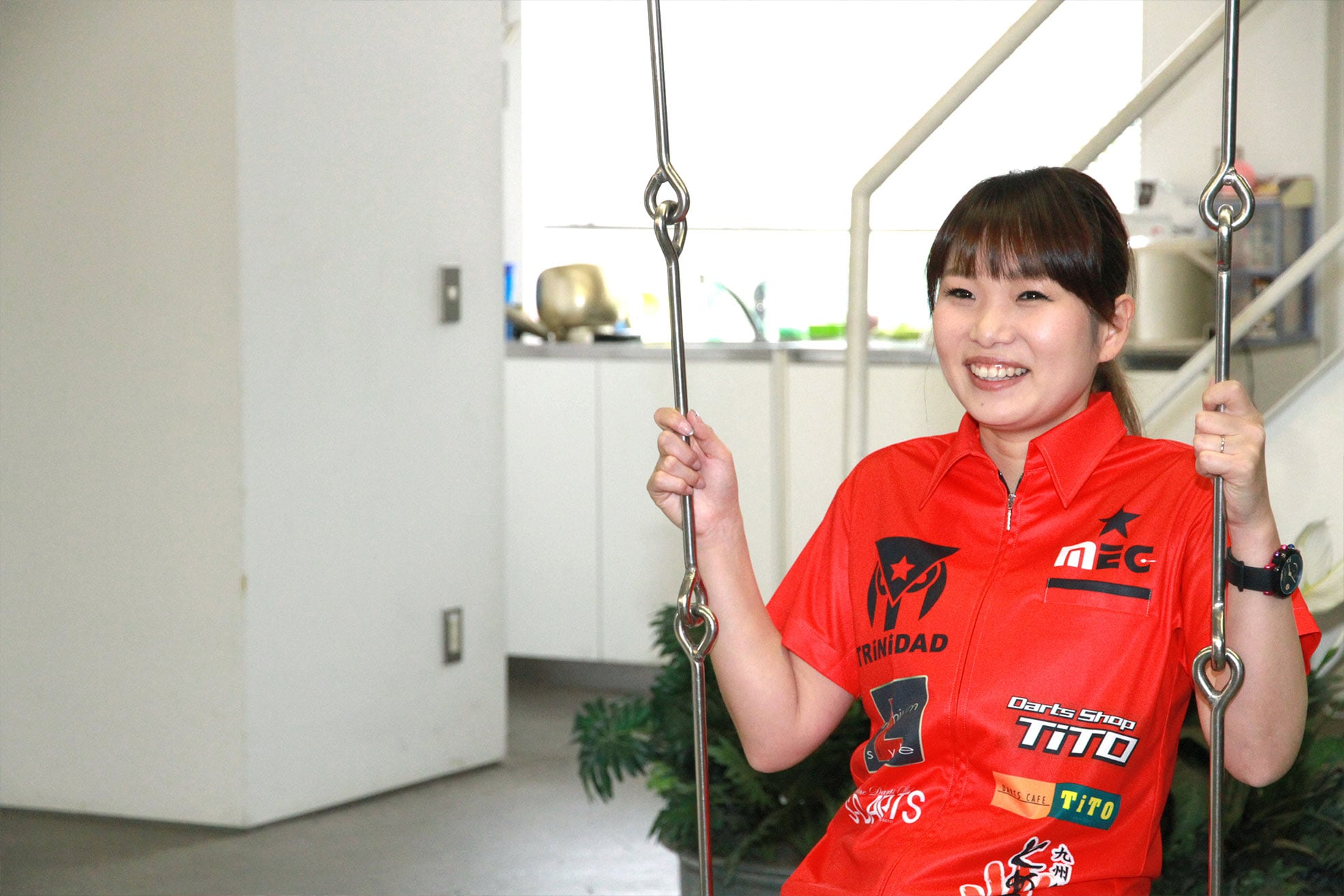 S-DARTS PLAYERS 2018│松本 恵
