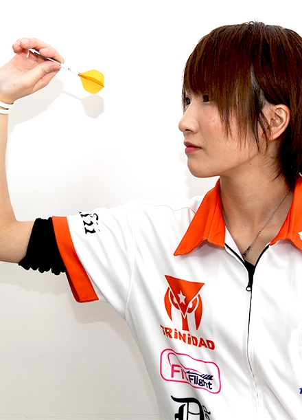 S-DARTS PLAYERS 2019│宮脇 実由