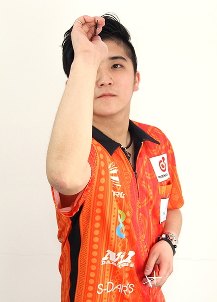 S-DARTS PLAYERS 2019│後藤 智弥