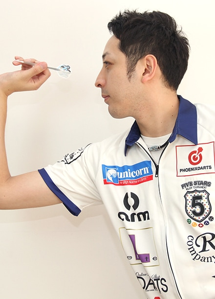 S-DARTS PLAYERS 2019│鈴木 徹