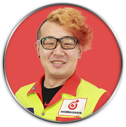 エスダーツプレイヤーズ2019|S-DARTS PLAYERS 2019 橋爪 優季