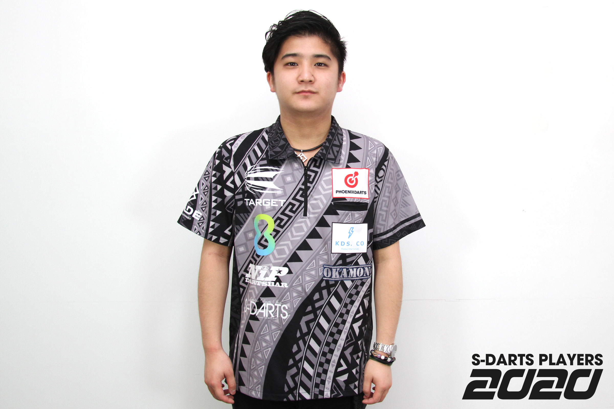 S-DARTS PLAYERS 2020│後藤智弥