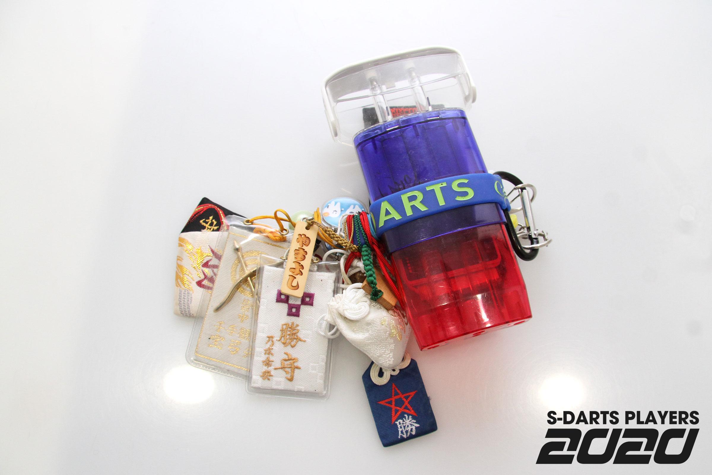 S-DARTS PLAYERS 2020│松本康寿