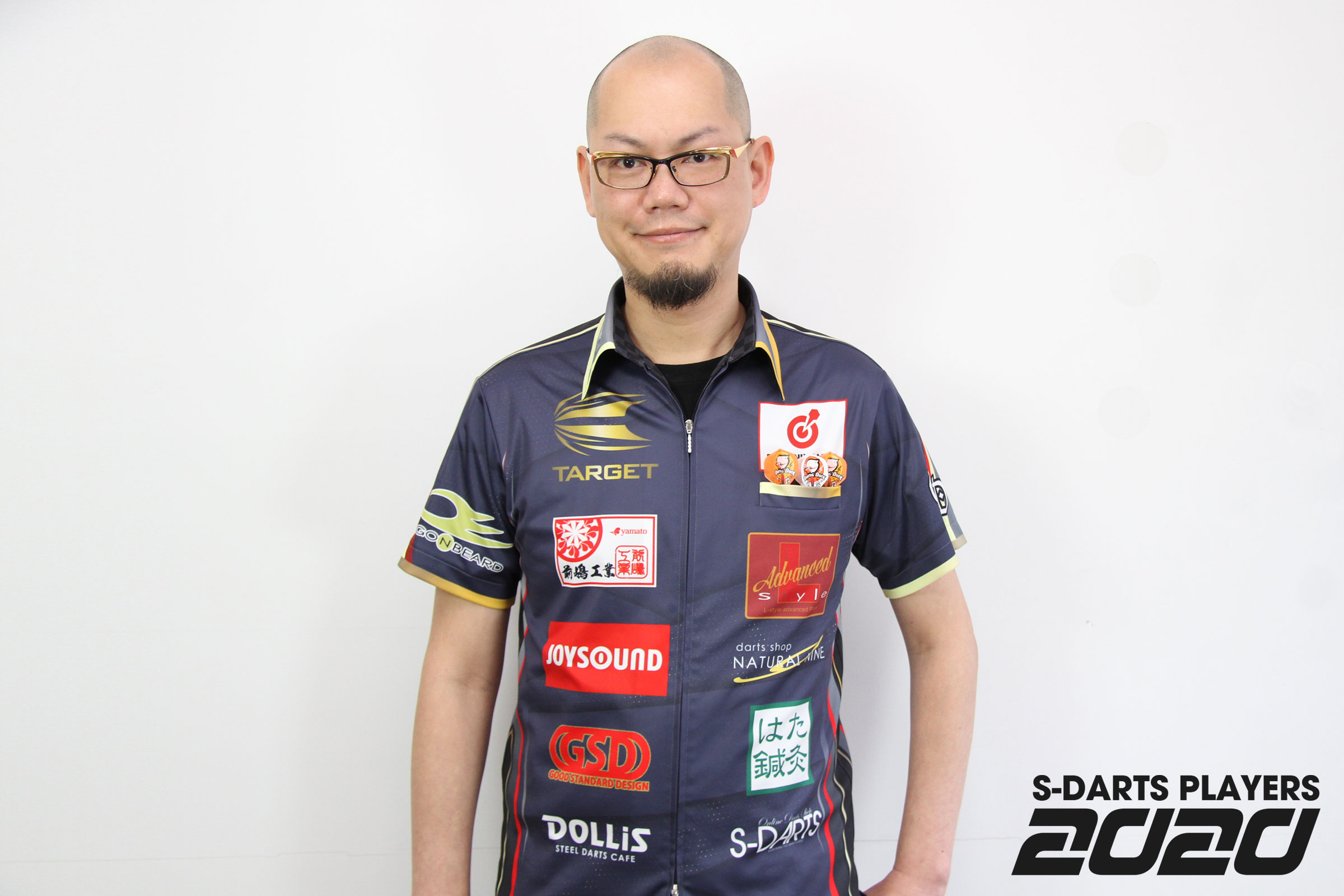 S-DARTS PLAYERS 2020│樋口雄也