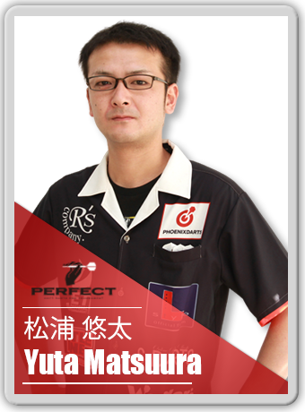 エスダーツプレイヤーズ2020|S-DARTS PLAYERS 2020  松浦 悠太