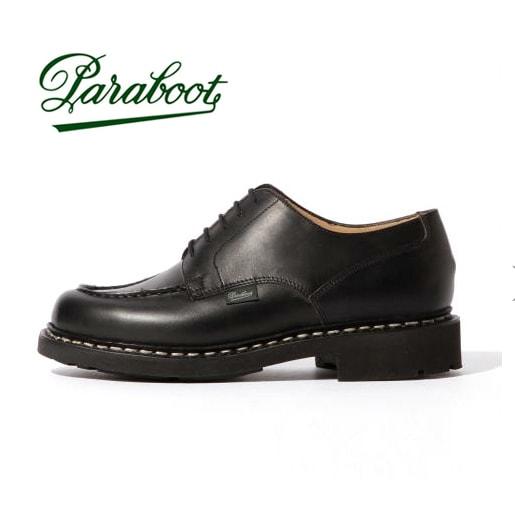 paraboot パラブーツ 通販 公式 シャンボード CHAMBORD NOIR ブラック 黒 サイズ
