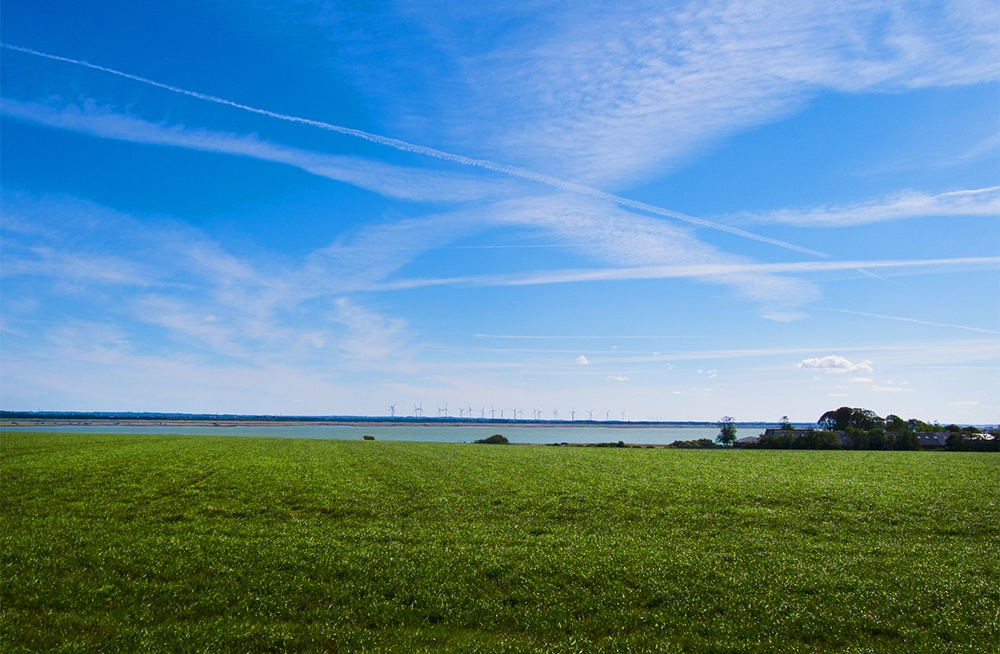 デンマークの景色