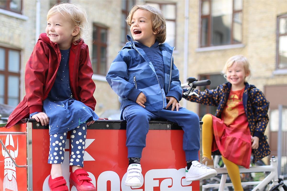 デンマークの子どもたち