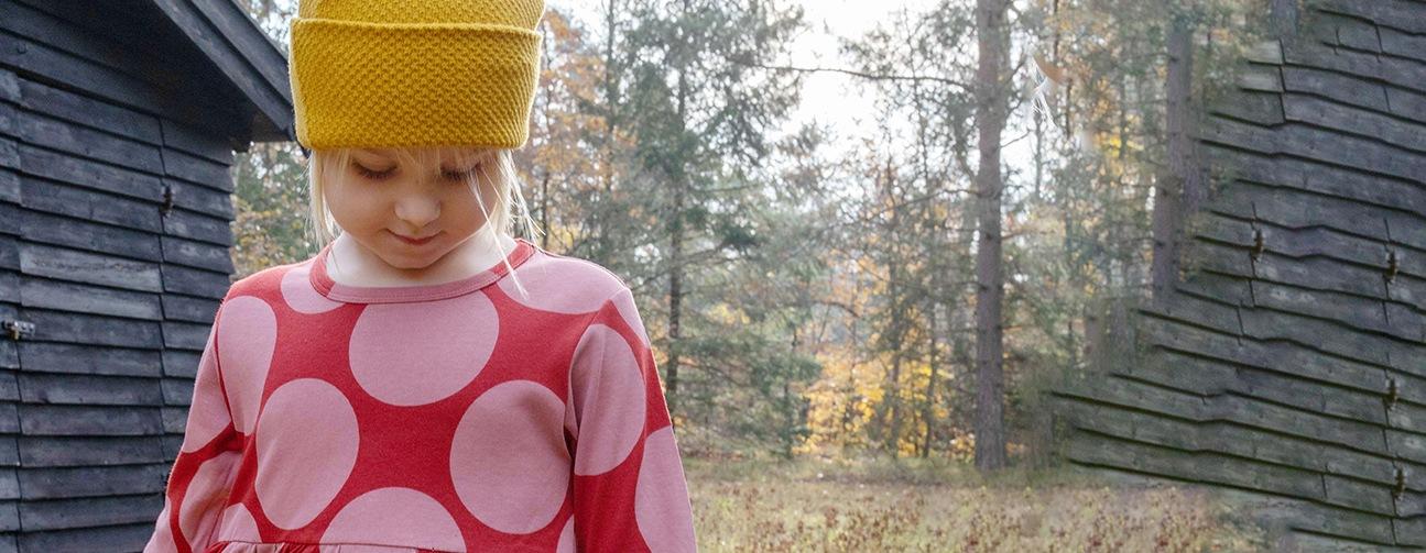デンマークの子供服
