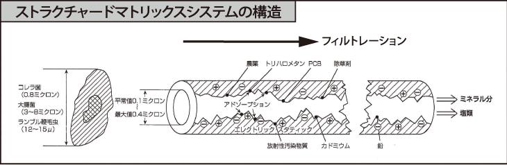 ストラクチャードマトリックスシステムの構造