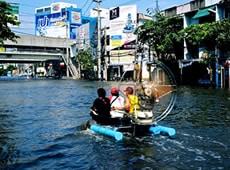 タイの洪水3