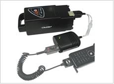 携帯電話充電イメージ