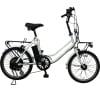 防災する自転車 angee+L2(電動アシスト自転車+ノーパンクタイヤ+発電機・蓄電池+両立スタンド)