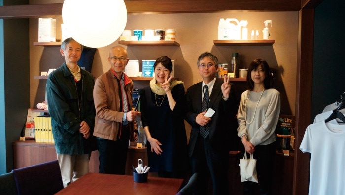 ニッポン放送「金曜ブラボー。」アナウンサーの上柳昌彦さんに来店いただきました:生中継・生放送