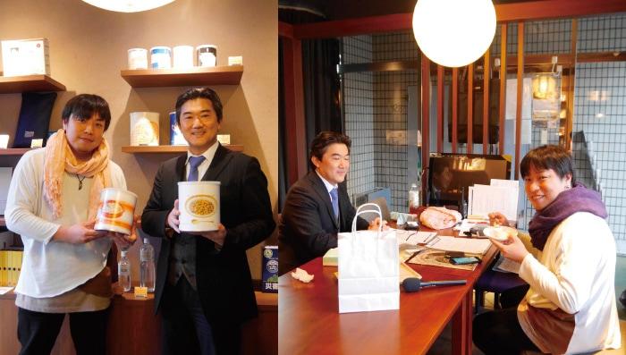 ニッポン放送「草野満代夕暮れWONDER4」セイショップより中継いただきました。リポーター:御代田悟さん