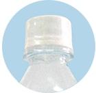 15年保存水 カムイワッカ麗水‐キャップ部分までシュリンク加工