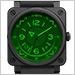 ベル&ロス BR0392-HUD-CE/SRB BR 03-92 HUD 世界限定999本