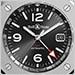 ベル&ロス BR05G-BL-ST/SRB BR 05 GMT