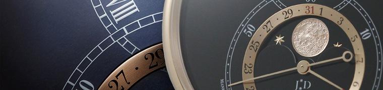 ジャケドロー J003525540 グラン・セコンド スケルトン ワン セラミック