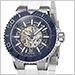 エポス 3441SKBLWHR スポーティブ(ダイバー) スケルトン ブルー/ホワイト