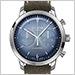 グラスヒュッテ・オリジナル 1-39-34-04-22-04 シックスティーズ クロノグラフ グレイシャーブルー 2020年限定生産