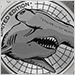 ユリスナルダン 1503-170LE-3/93-HAMMER  ダイバー クロノグラフ 44MM 世界限定300本