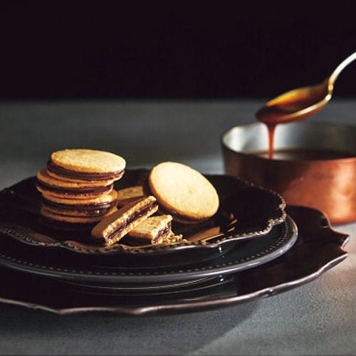 ザ・スウィーツキャラメルサンドクッキー24個(父の日)