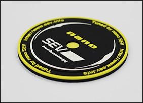 SEVコースター製品イメージ