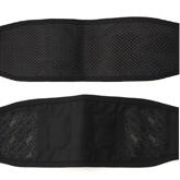 通気性のあるメッシュタイプの腰用ベルト
