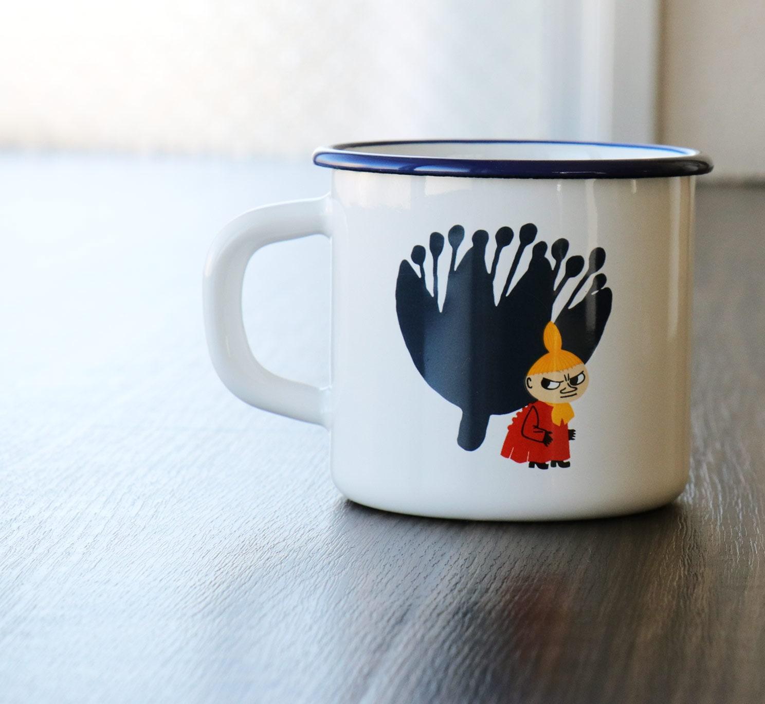 ムーミン 琺瑯 マグカップ