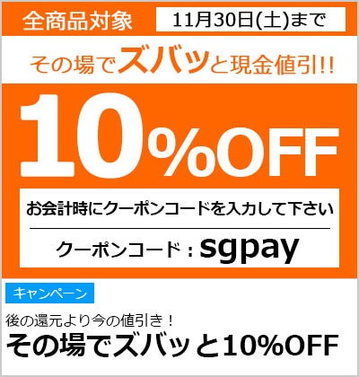 10%OFFcam