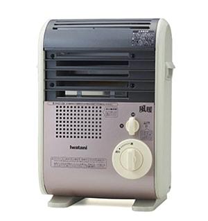 イワタニ カセットガスファンヒーター 風暖 CB-GFH-3