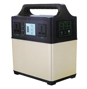 三金商事 ポータブル電源 家庭用蓄電池 小型バッテリー 3WAY出力(AC/DC/USB) 容量108,000mAh/400Wh PB1080