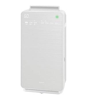 日立 加湿空気清浄機 自動おそうじ クリエア パールホワイト EP-NVG90(W)