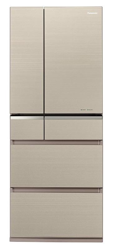 パナソニック パーシャル搭載 冷凍冷蔵庫 NR-F475XPV-N