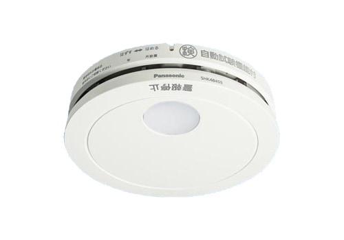 パナソニック 住宅用火災警報器 けむり当番 薄型2種 SHK48455