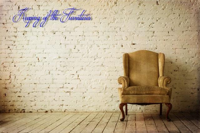 アンティーク家具の無料保管サービスの画像