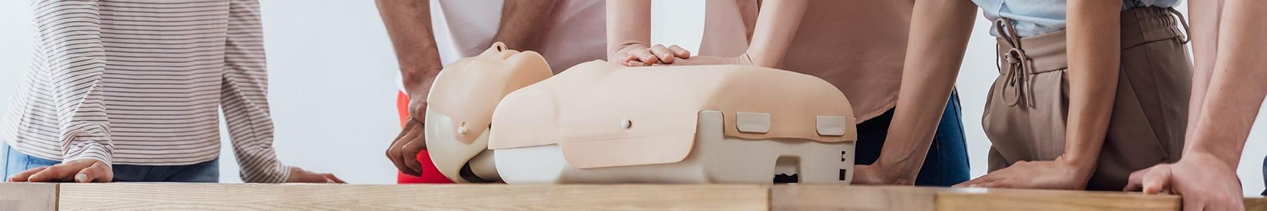 AEDトレーナー