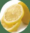P-UP ボディヒーリングの素材のレモンエキス