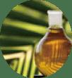 P-UP ボディヒーリングの素材のヤシ油