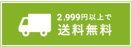 2,999円以上で送料無料