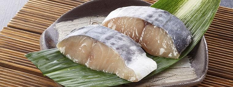 種類豊富な鮮魚のみそ漬
