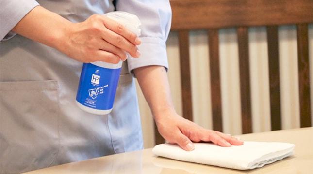 ふきとり専用 除菌・消臭スプレー