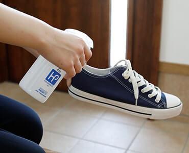 衣服・靴のニオイ対策